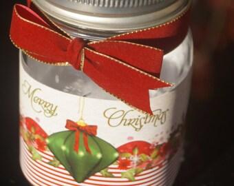 Christmas Pint Jars, Christmas gift sets, Gifts in a Jar, Christmas Jars, Christmas Mason Jars, Christmas Gifts.