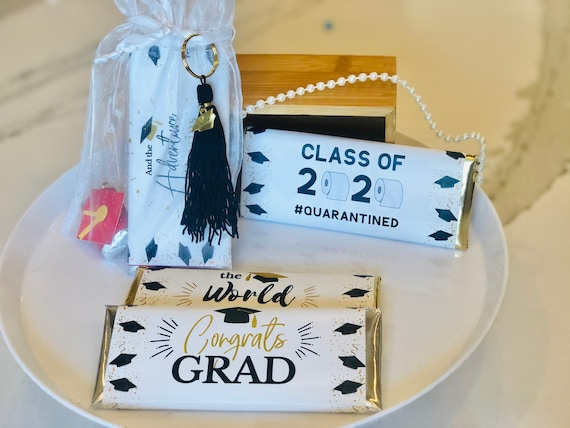 Graduation Chocolate Gift Set, Mini Graduation Gift Set, Graduation Mini Gift Set, Graduation 2020 Chocolate Gift Set. Sold in sets of 1.