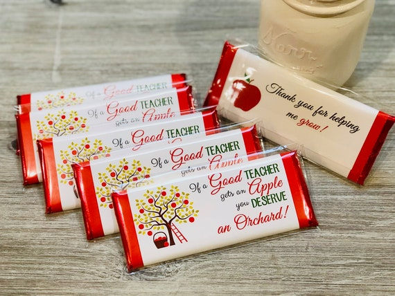 Teacher Appreciation Day Gift Set, Back to School Gift Set, Teacher End of Year Gift, Teacher Gift Set. Price is for ONE set.