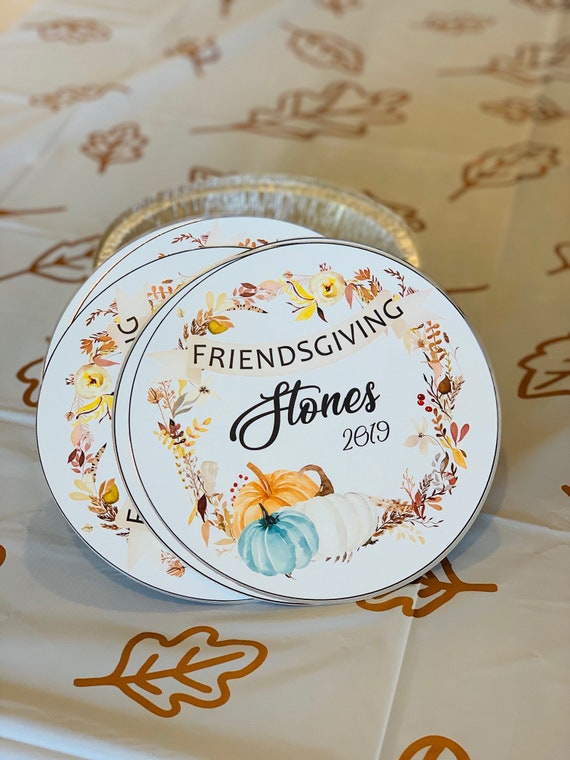 Friendsgiving Left over Box, Unique left over container, Take Home Containers, Party Leftover box,Friendsgiving take home Container.Set of 6