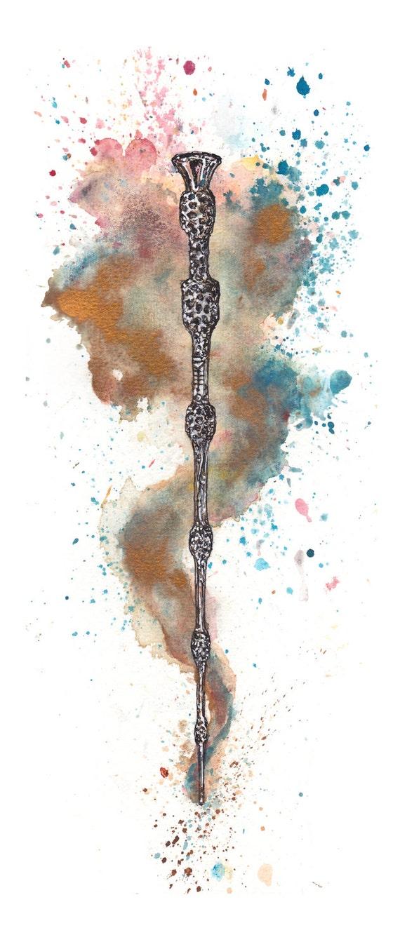 Image result for elder wand art