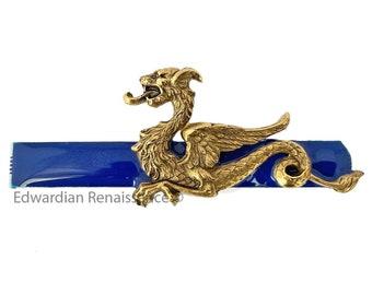 Lion Tie Clip Hear me Roar Lannister motto Laser Cut Lion Tie Bar Lions Game of Thrones Inspired