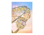 Ferris Wheel Photo. Carni...