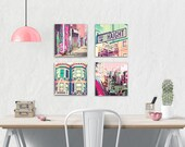 Canvas Wall Art Set.  San...