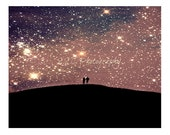 Night Photo. Starry sky P...
