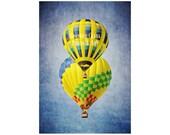 Hot Air Balloon Photograp...