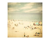 Vintage Beach Photo. Sant...