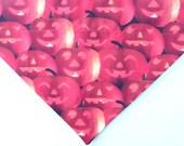 Pumpkins Dog Bandana jack-o-lanterns