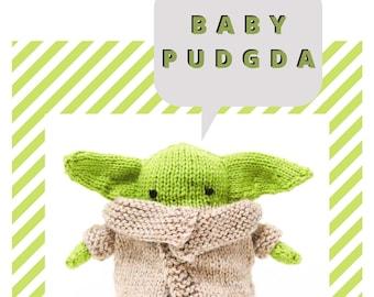 Baby Pudgda (Digital Pattern)