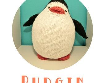 Pudgin Pattern: Digital Download