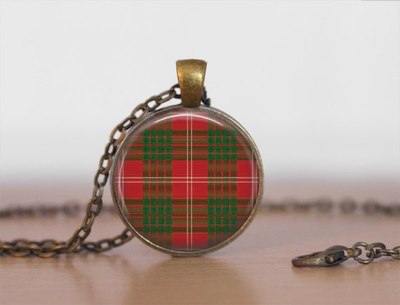 Select Gifts Cufflinks Tartan Canada National