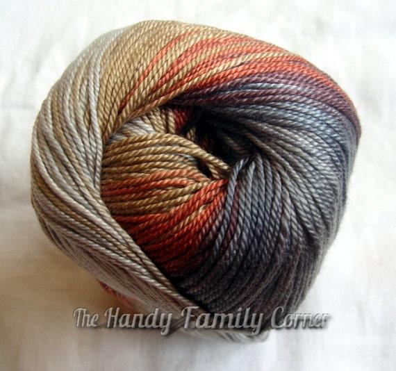 DSH 3705 P1 100/% Mercerized Cotton Batik designed cotton yarn Alize Miss Batik Multicolor in pink purple and white