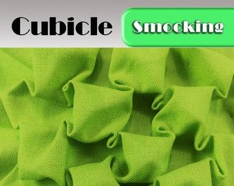 Heirloom Smocking Pattern - 20 - Cubicle