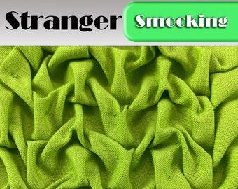Heirloom Smocking Pattern - 21 - Stranger