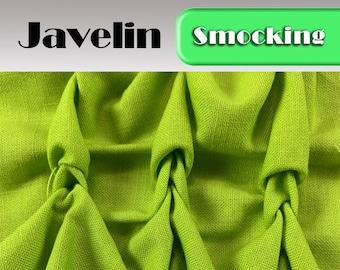 Heirloom Smocking Pattern - 19- Javelin
