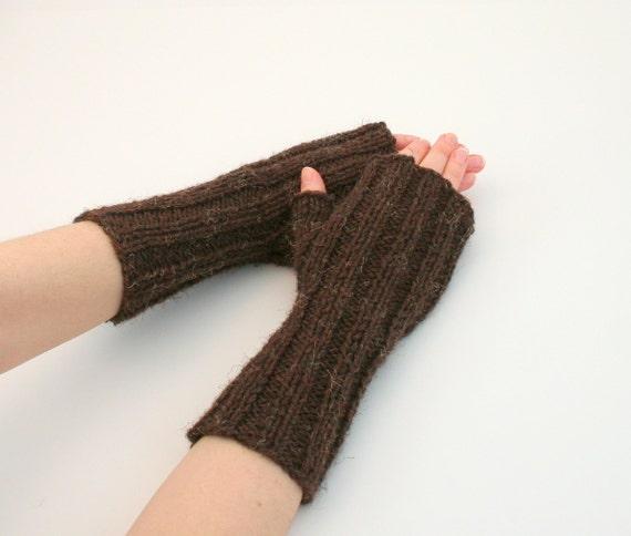 Pdf Digital Patternknit Fingerless Glove Patternknit Arm Etsy