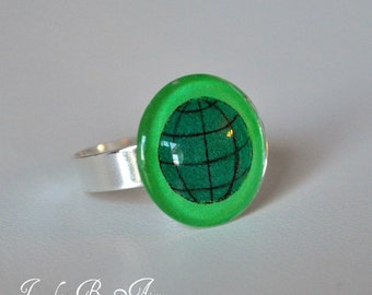 Captain planet 5 rings book