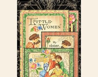 "Graphic 45 ""Little Women"" Ephemera"