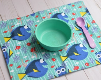 Kids Placemat | Finding Dory Placemat, Dory, Finding Nemo, Fish Placemat