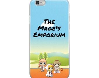 The Mage's Emporium iPhone Case - Style #1