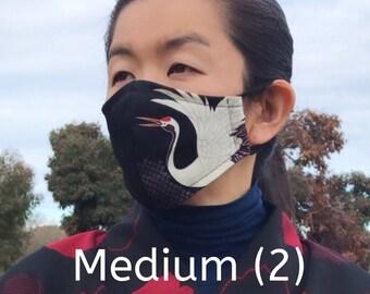 Crane mask Medium 2