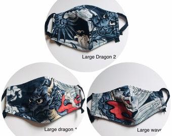 dragon mask <Large >