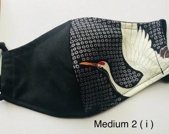 Crane mask Medium 2f