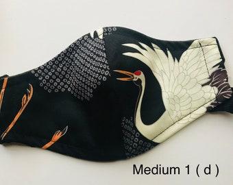 Crane mask Medium 1d