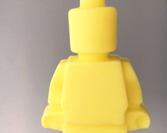 Big Lego Man Soap