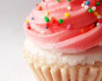 Party Cupcake Soap