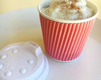 Mini Cappuccino  Soap