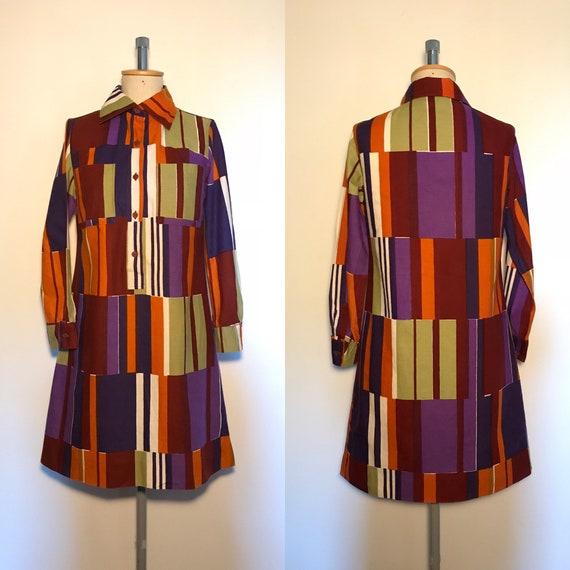 Vintage 1970s Marimekko Dress