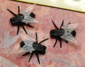 1 Vintage Pack of Flies