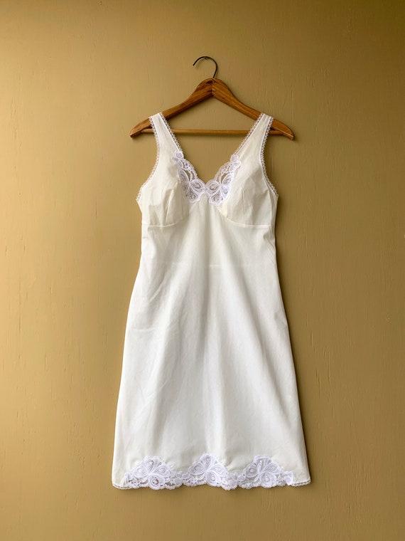Sheer Cotton Slip (no size)