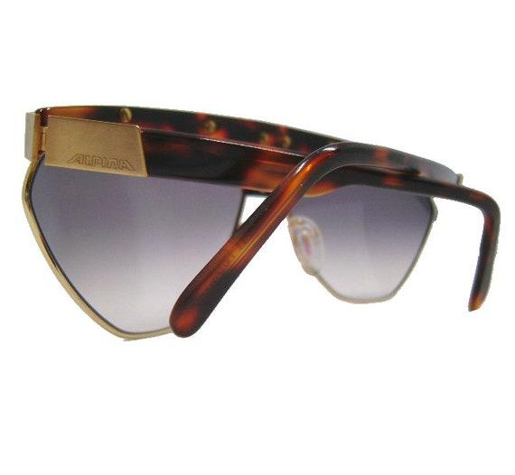 ALPINA G84 SUNGLASSES /alpina vintage eyewear / a… - image 4