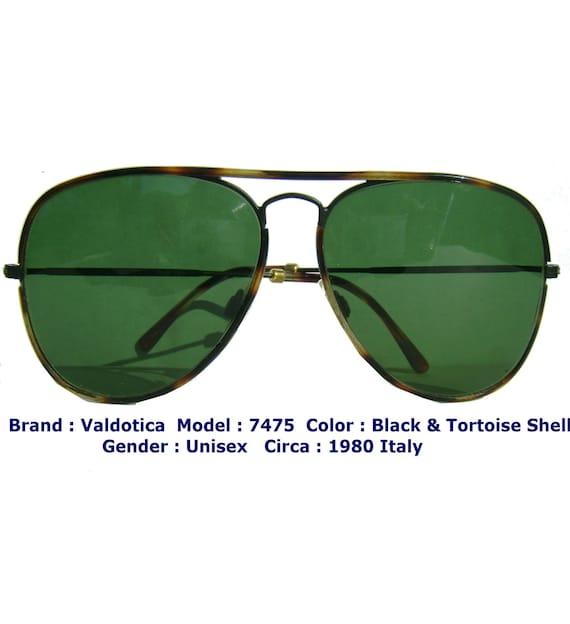 pilot sun glases /aviator sunglasses / valdotica e
