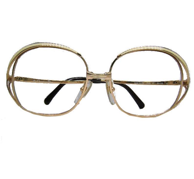 9868e84c44 CHRISTIAN DIOR EYEGLASSES   vintage christian dior eyewear