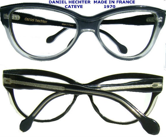 eb5d90191dfacf Daniel Hechter eyewear cat eye   large cateye glasses   French