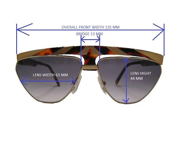 ALPINA G84 SUNGLASSES /alpina vintage eyewear / a… - image 2