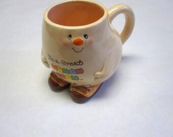 I'm A Great Human Bean Mug Coffee Cup