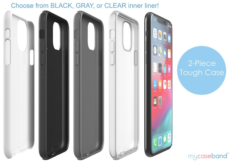 Photograph Phone Case Custom Picture Case iPhone 8 Plus case Photo Phone Case Cover iPhone X case Galaxy S10 Case iPhone 11 case