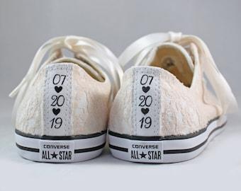 Custom Text Converse