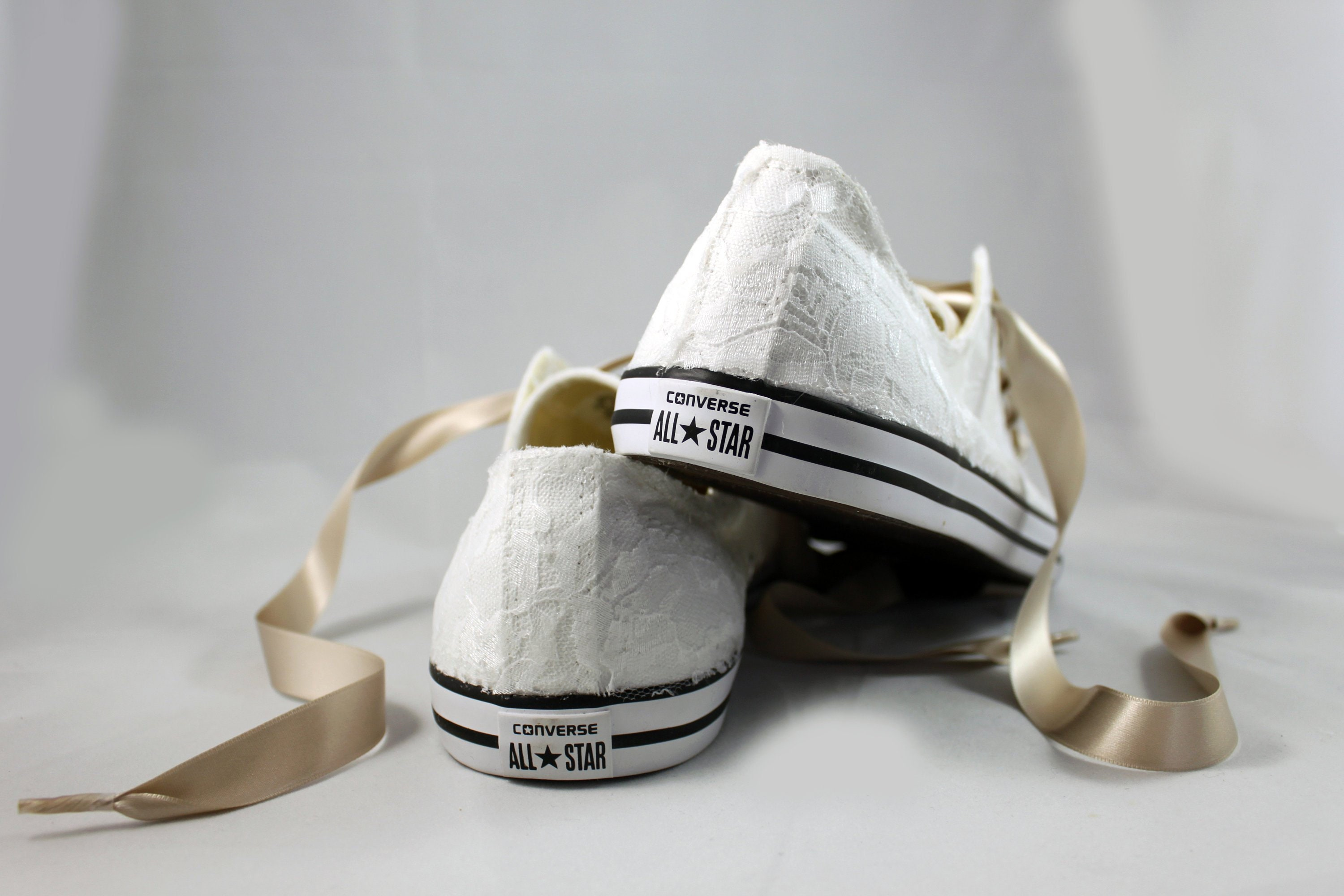 converse all star wedding