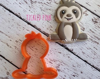 Sloth Cookie Cutter