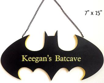 283f4f8a45 Batman door hanger