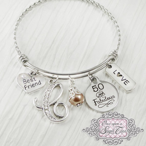 Best Friend Birthday Gift 50th Gifts For Women