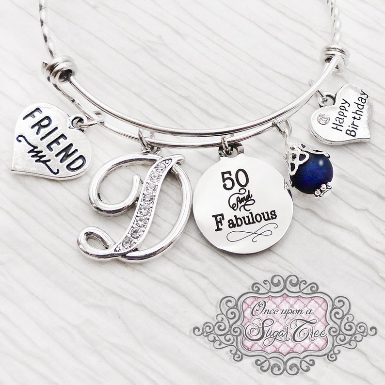 Friend Birthday Gift 50th Gifts For Women