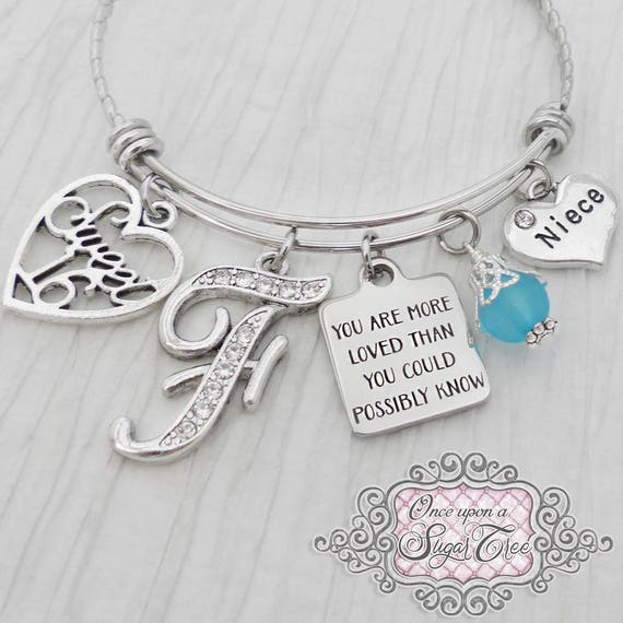 SWEET 16 Niece GIFT 16th Birthday GiftYou Are More Loved