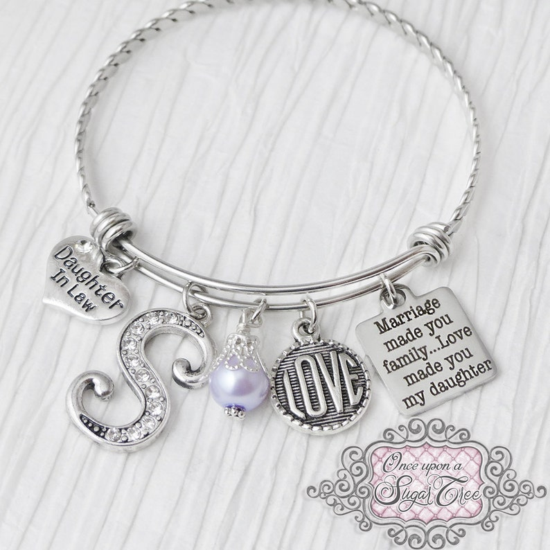 Daughter In Law Gift Bracelet Birthday For Daugher