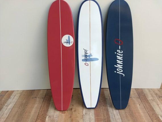 Custom Surfboard for Branding Business